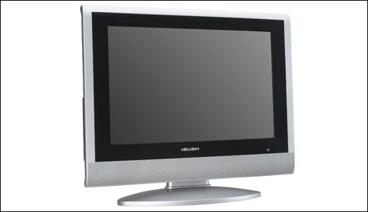 Cheap New LCD HD Ready From Bush