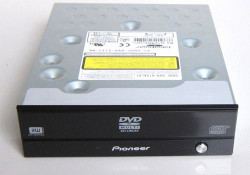 New DVD burner has come to us, now from Pioneer. The DVD burner, DVR-S12J, available in two colors white and black (it is absolutely not a big issue) and no pink at all. At least you get these features list for now: connection to PC is done via SATA, 2MB […]