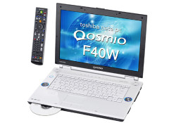 Toshiba is one of the most popular laptop brand is Asia. Now the continue to expand its laptop product line with the release of Qosmio F40W. The F40W features Intel Core 2 Duo T7300, 4GB of memory, nVidia GeForce 8400 GS (128MB) and 15.4-inch display screen. As multimedia laptop, it […]