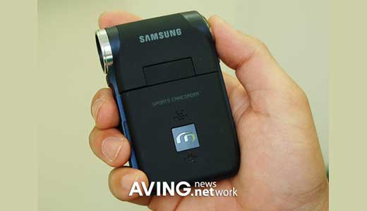 Samsung VM-X300 is Very Handy