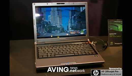 Fujitsu UMPC Lifebook U1010