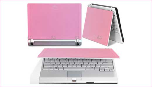 Fujitsu Pink Edition LifeBook P7230 Notebook