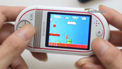 (Image: GIONEE S20; Credit: sogi.com.tw) New game phone released by china based cellphone maker, GIONEE. The phone has name S20 and able to emulate super nintendo games. It also allows users to play in landscape position. Beside its game features, the S20 also equipped with 2MP camera as well as […]