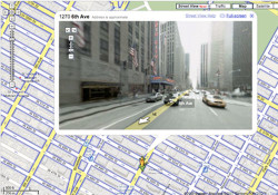 Oh so beautiful, thank Google. I agree that Google engineers never sleep, now they add new feature to its Google maps which allow users down to earth and view in amazing street level. I just wonder how they did it, it is very sleek and comes with smooth moving pictures. […]