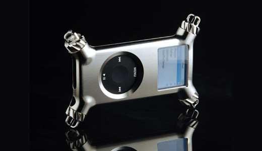 iPod Nano Titanium Case