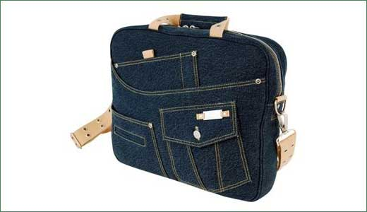 As Levi`s enter mobile market, i think denim become more popular as gadget accessories. Let mentioned the Oxio Wholly Denim Laptop Bag, available at laptopstuff.co.uk for £74.99, the bag designed to keep 15-inch laptop with its all accessories. And the bag also features easy access as well as stylish pocket, […]