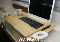 COMPUTEX Taipei 2007 has taken by Asus to display its new wooden-made notebook. As reported by AVING, two wooden notebook presented by Asus and attract most of COMPUTEX visitors. Except its casing material, the technical specification has not been mentioned as this time they more focus on what the notebook […]