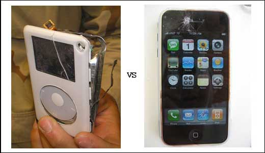 Remember the iPod armor story? an iPod that safe soldier's life in iRaq? The soldier, Kevin Garrad, stated that he was happy the armor worked. And now the same story repeated again, but it was happen in USA instead of iRaq. Ok lets start the story, someone`s life saved by […]
