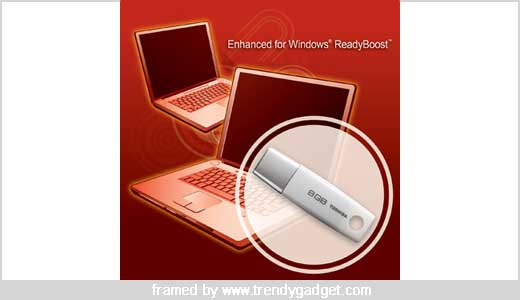 Aiming to enhance Windows Vista, Toshiba America planned to release its new TransMemory USB memory devices including Windows ReadyBoost that allows users to boost system responsiveness of PC running Vista by employing USB memory as external memory. The upcoming Toshiba TransMemory U2K Series USB flash drive will be available in […]