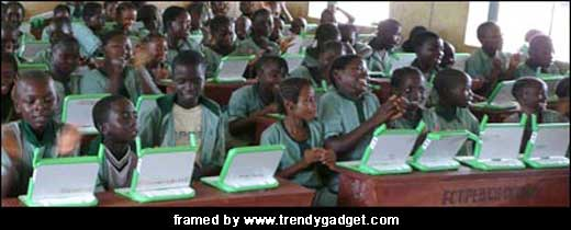 "(Image Credit: news.bbc.co.uk) After five years talking and researching, finally the OLPC program take to the most waiting step: Mass Productions. Yes the $100 laptop now under mass production level and should be delivered to children in developing countries in the next three months (October 2007). ""There's still some software […]"