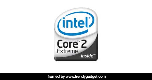 Intel  Extreme mobile CPU
