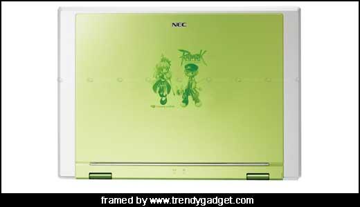 NEC Ragnarok Laptop