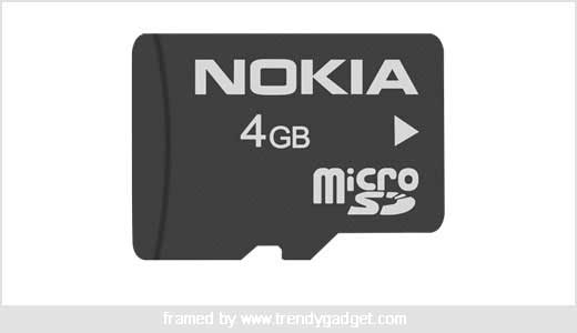 """Nokia 4GB microSD Card MU-41 has been displaying on europe.nokia.com for quite some time, thank to Dave for discovering. It said that the new MU-41 compatible with N95 and E90, it is not clear whether the card compatible with N76. According to Nokia as described on its website, """"This microSD […]"""
