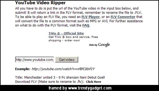 Ripzor YouTube Video Ripper