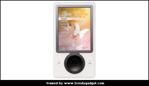 After browsing the amazon.com, i found that the most expensive 30GB Zune is the red one with the price at $229.99. And now Woot offers white Zune for $149.99 + $5 shipping. This situation told us that white is cheaper compare to the colorful one, are you on my side? […]