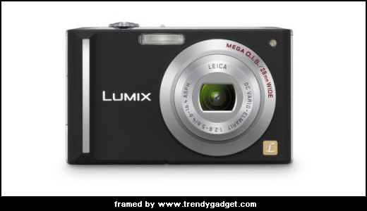 The New Panasonic Lumix-FX55