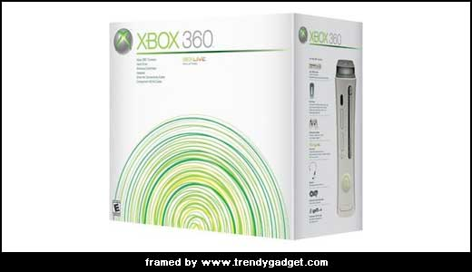 The Price of Xbox 360 Premium Console Dropped $50