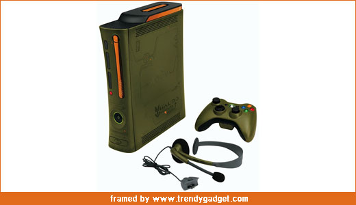 The special edition of Xbox 360 with Halo 3 Theme is coming, but i can not find where to place an order. For now, we can place an order for Xbox 360 Halo Wireless Headset at Amazon, but none available for the core system itself. According to some reports, the […]