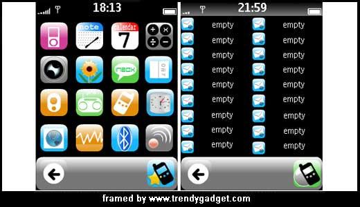 iTheme for Nokia S60