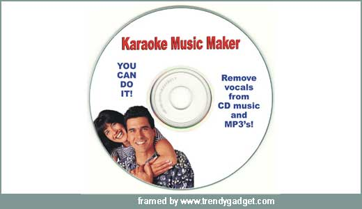 Karaoke Music Maker For Home Singers