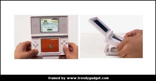 Nintendo DS slide controller