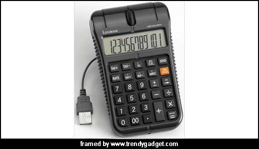 Uhm.. my first impression is ugly design and won`t be comfort to use. But it should be ok to complement your laptop keyboard as this Usb Calculator Mouse can be used as digital number keyboard, and i think this the best function of it. Available at prezzybox.com for £14.95 (around […]