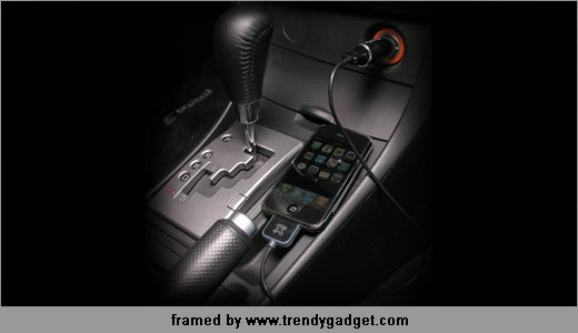 The XtremMac InCharge Auto works with both iPhone and iPod that have universal dock connector. Available in 2 different color: black and white, the InCharge Auto features bullet adapter and 60-inch usb cable. The adapter designed to get power from cigarette lighter as shown by the image above. If you […]