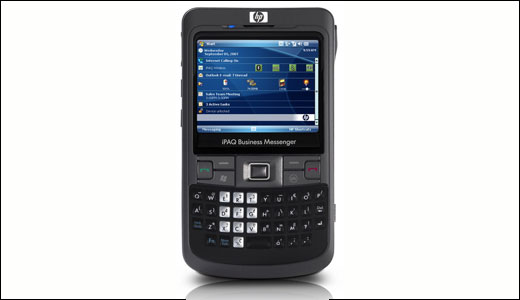 HP iPAQ 900 Business Messenger