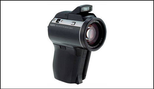 Sanyo launches Xacti DMX-HD1000