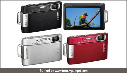 Sony Cyber-shot DSC-T