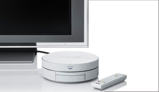 Sony VAIO VGX-TP1
