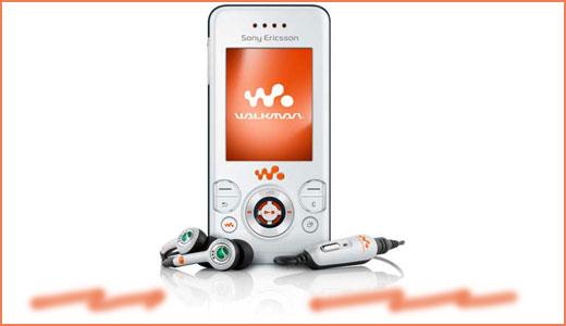 Sony Ericsson W580i Walkman Phone