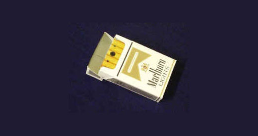 Cigarette Box Disguised Cell Phone Jammer