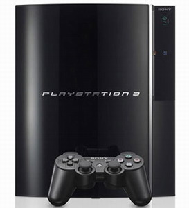 40GB PS3 Coming to US in November