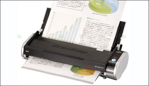 ScanSnap S300 mobile scanner