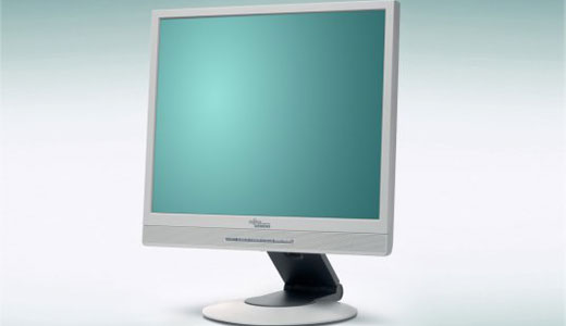 Fujitsu Siemens Monitor Consumes Zero Power on Standby