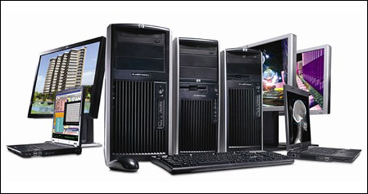 Scheduled to sell before Christmas, the new HP XW6600 Desktop is configured with Quad-Core Intel Xeon processor 5400 series, up to 128 GB of memory, and up to 5 TB of HDD. Looking that configuration, it remains me to the mid-end server configuration, it is really a huge system. New […]