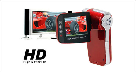 Aiptek  A-HD 720P High Definition Camcorder