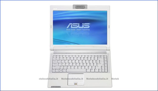 Asus F8P Chistmas Edition Laptop