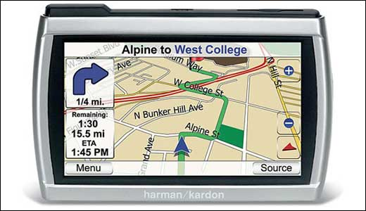 Harman Kardon GPS-510