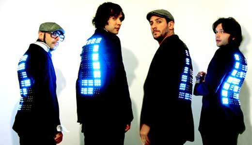 The LEDs stage costumes of OK Go Rock Band were first shown during Smirnoff Electric Cabaret on November 22nd. This costumes was designed by a well known modern designer, Moritz Waldemeyer, with thousands of LED lights to lights up the stage. The LED lights animating dynamically in a sequence letters […]