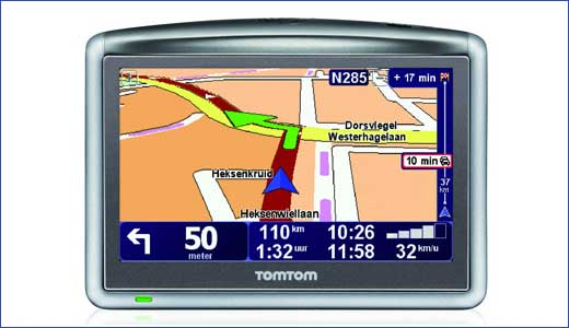 TomTom High Definition Traffic in Netherland