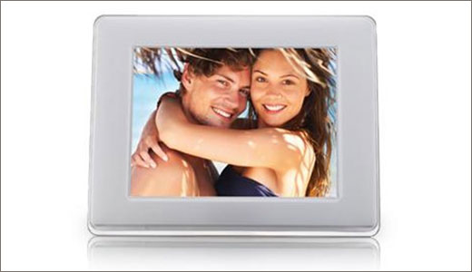 New SPF-83V Digital Photo Frame from Samsung