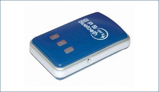 GOGO GPS Bluetooth Receiver