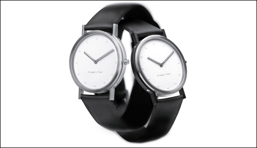 Pierre Junod - Richard Meier watch
