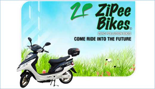 ZiPee Electric Scoote