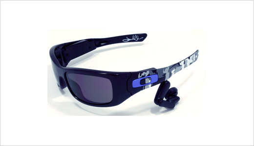 Oakley JK15 Split Thump MP3 Sunglasses 'Jamiroquai' Edition