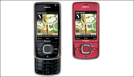 The New Nokia 6210 Navigator
