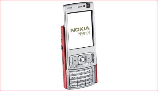 Nokia N95 Red