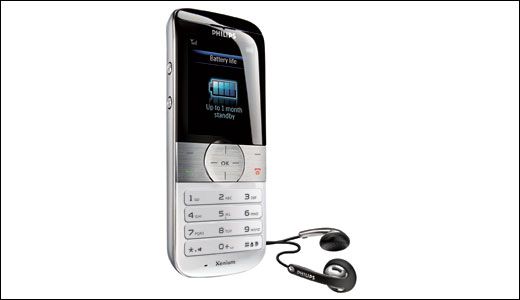 Philips Xenium 9@9u White